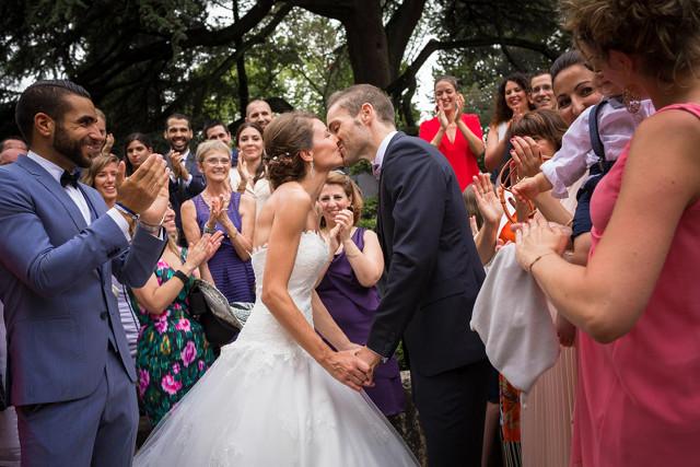 Photo de gruope mariage