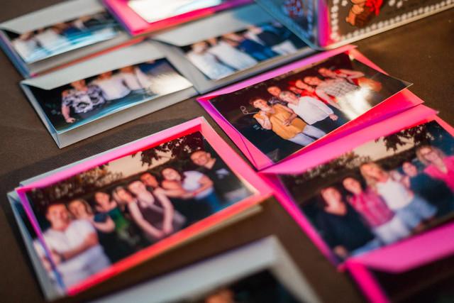 Imprimer photos mariage